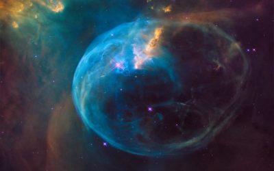 God & Science Merged